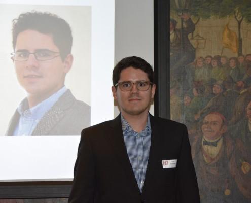 Jahrestagung 2015: Florian Schramm