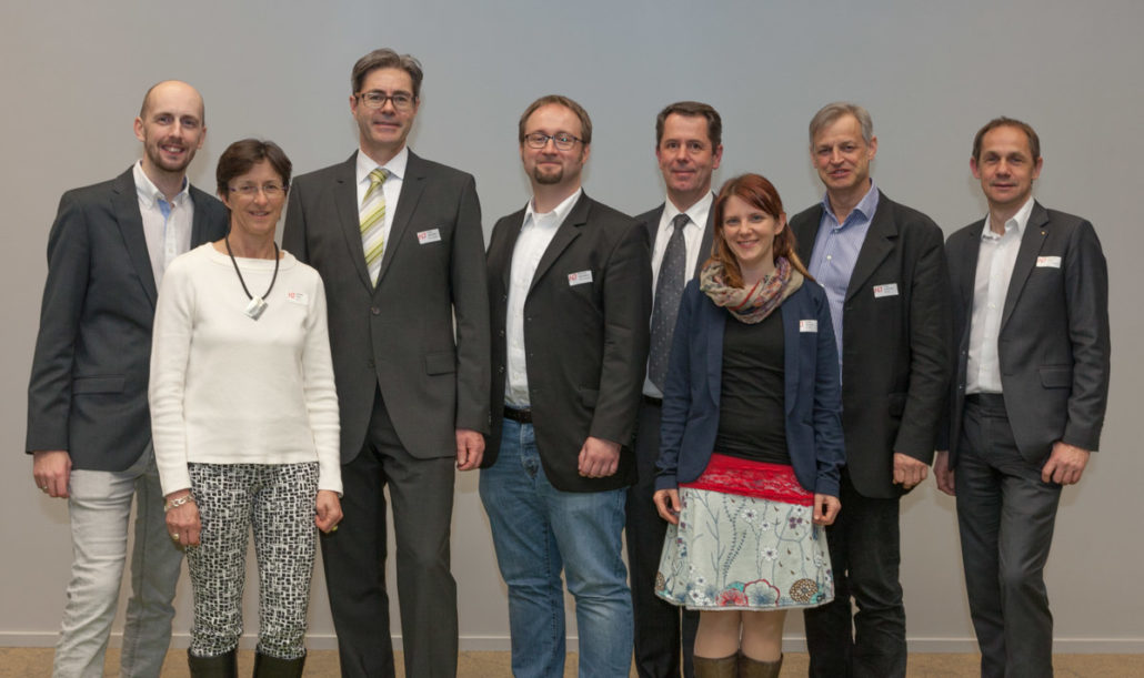 Vorstand HL7 Austria im März 2018