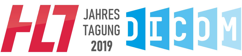 Logos von HL7 und DICOM Austria
